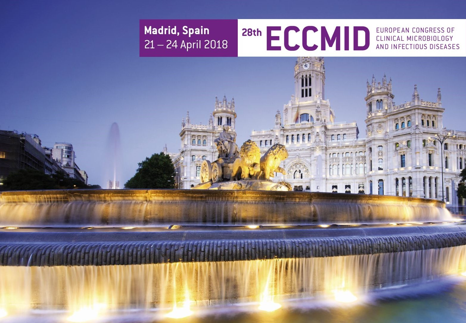Visit Eumedica at European Congress of Clinical Microbiology and Infectious Diseases